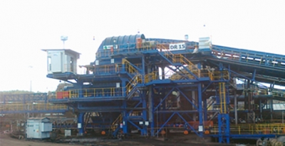 Sizer Success at Lignite Mine